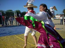 Fiestas patrias del Perú 2009  en  Vigo