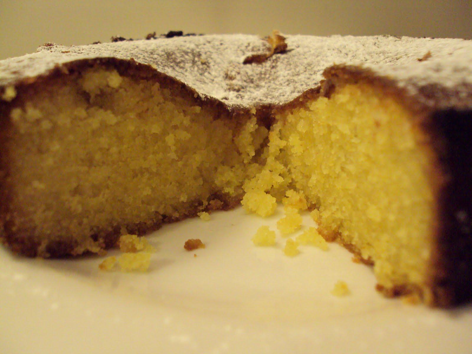 Gluten-Free Lemon, Almond And Polenta Cake Recipes — Dishmaps