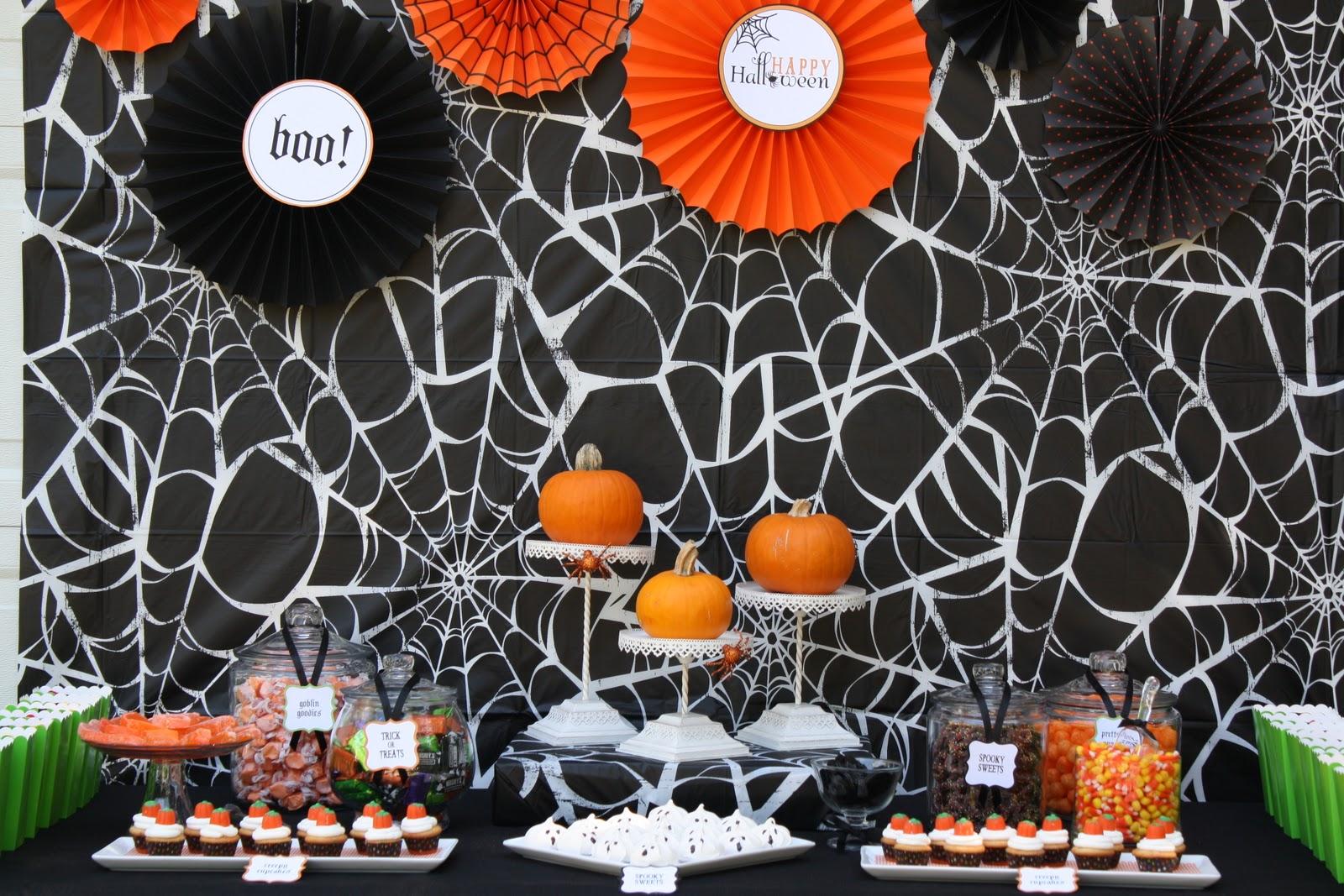 Kara's Party Ideas Pumpkin Carving Halloween Party! | Kara's Party ...