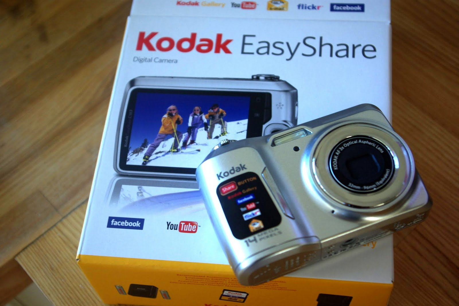 драйвер для kodak easyshare c142