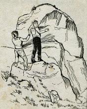 Kielder Stone Sketch