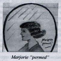 """Marjorie """"Permed"""""""