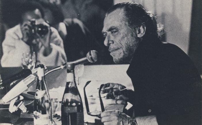 Style Into Rebellion Charles Bukowski Thehistorialist border=