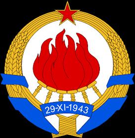 Grb države JUGOSLAVIJE