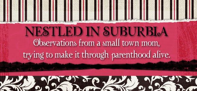 Nestled In Suburbia