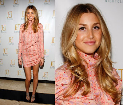 whitney port night