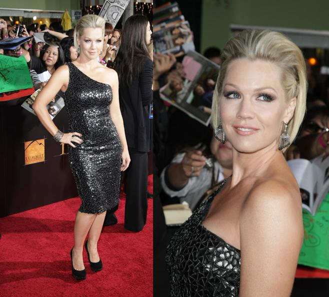 celebrity hairstyle jennie garth. Jenny Garth. it's not really me, but it doesn't look bad.