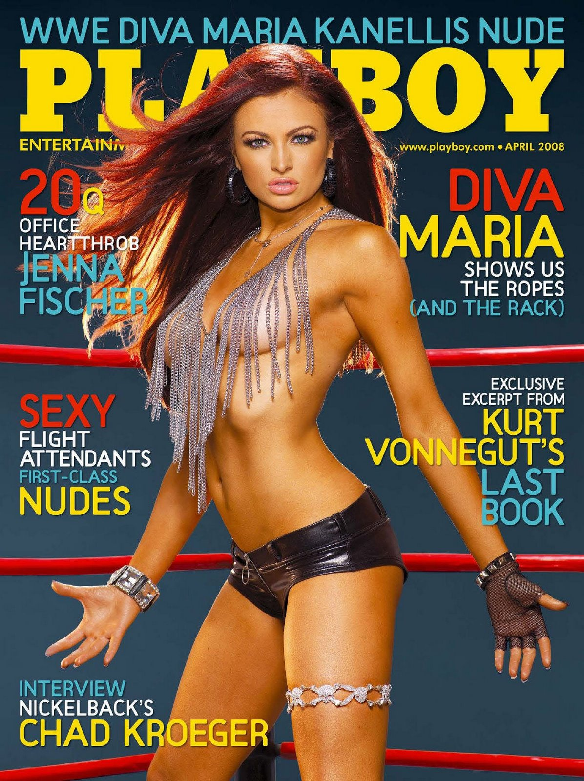 Maria Playboy Pics