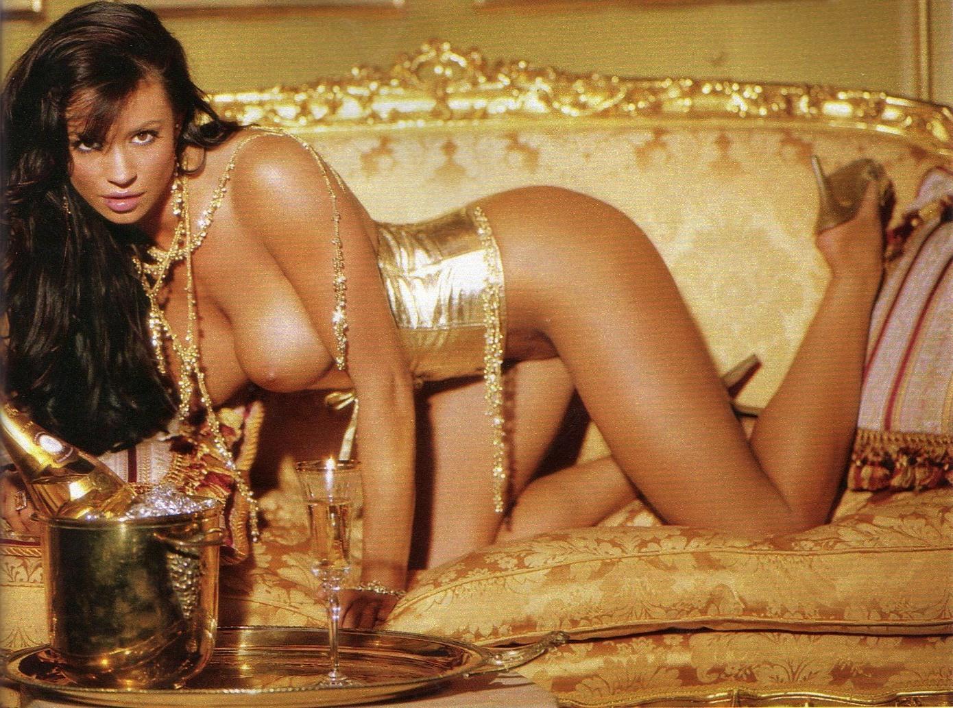 Trish Stratus Nude - Hot Pics - Naked -