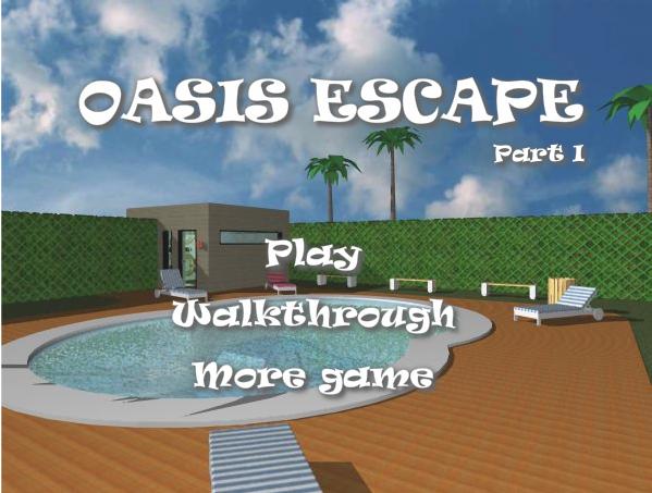 Oasis Escape Walkthrough Gamers Walkthrough Guide