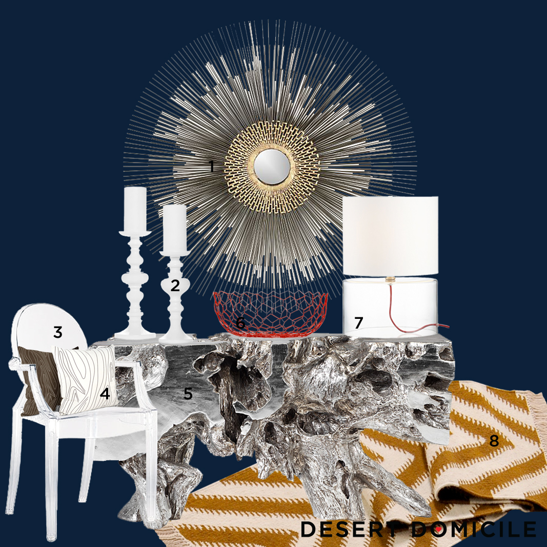 1. Starburst Mirrors Have Been Popular For A While Now And This One From  Crate And Barrel Tops My Favorites List. I Love The Mix Of Metals (brass  And Steel) ...
