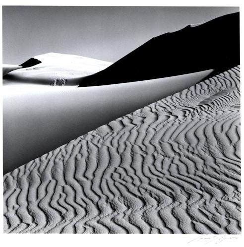 anselm adams-nevada desert