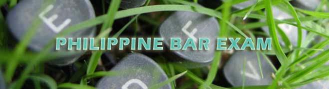 Philippine Bar Exam