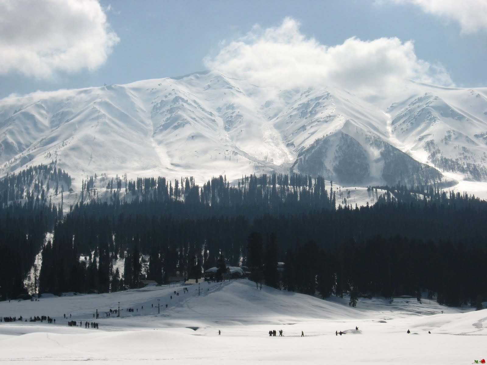 Tourism in India: Best Gulmarg Tour Package