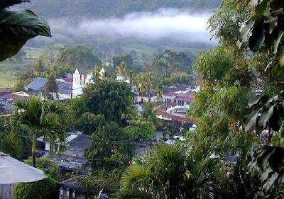 Copan village