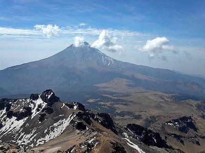 Mount Popocatepetl