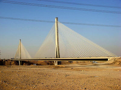Riyadh bridge