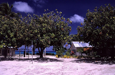 Funafuti school