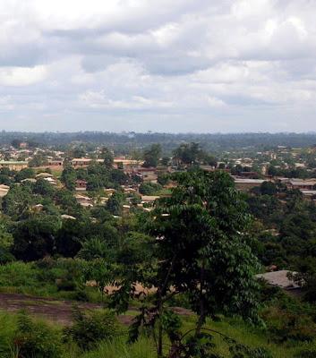 Nzerekore town