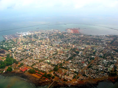 Conakry, Capital city of Guinea