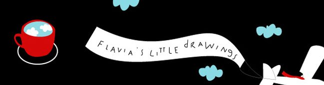flavia's little drawings II