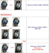 Promosi Quantum Watch