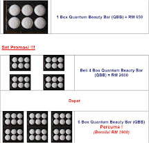 Promosi Quantum Beauty Soap