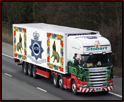Official Find Madeleine FB page takes over the Eddie Stobart page Acpo