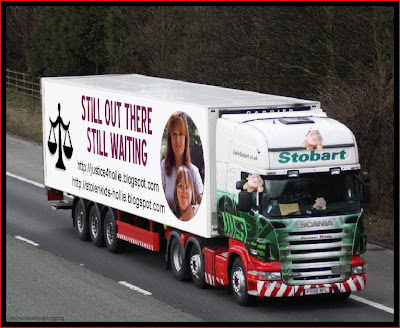 Official Find Madeleine FB page takes over the Eddie Stobart page Hollie_greig