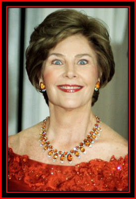 Laura Bush: 'Don't Ask' If I'll Vote For Donald Trump
