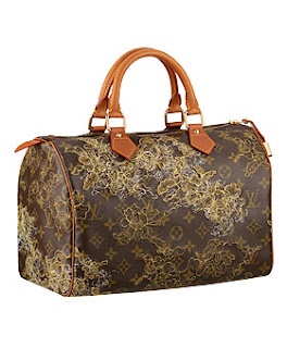 louis vuitton bag monogram dentelle speedy