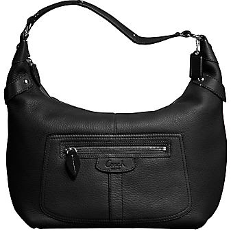 Coach Penelope Leather Hobo Handbag