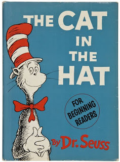 Dr Seuss Cat in the Hat First Edition