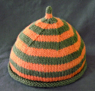 Quick Crochet Project: Child's Curled Brim Beanie Hat - Yahoo