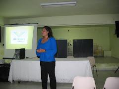 Prof. Aldjane Prata - Secretária M. de Educação