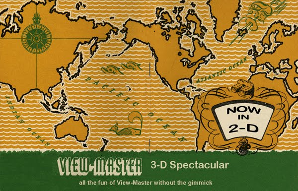 View-Master 3-D Spectacular now in 2-D!