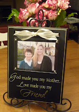 God made you my mother, love made you my friend
