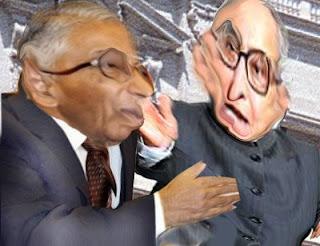 Pranab Politics
