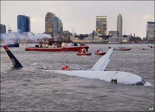 Airbus in Hudson