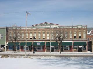 Laval Block Building