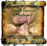 PREMIO ESPECIAL PARA MACHEMO
