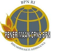 PENERIMAAN CPNS BADAN PERTANAHAN NASIONAL T.A. 2009