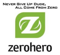 Never Give Up Dude, All Come From Zero | Zero or Hero