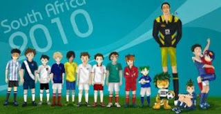 New Wallpapers Piala Dunia 2010 | FIFA World Cup AFSEL