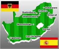 Jerman dan Spanyol Menuju Semi Final FIFA World Cup 2010