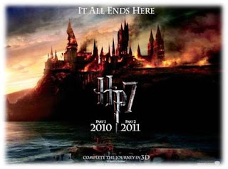 Harry Potter dan The Deathly Hallows Sukses di Tangga Box Office