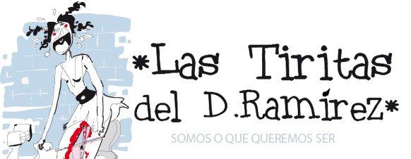 *Las tiritas del  Décio Ramírez*