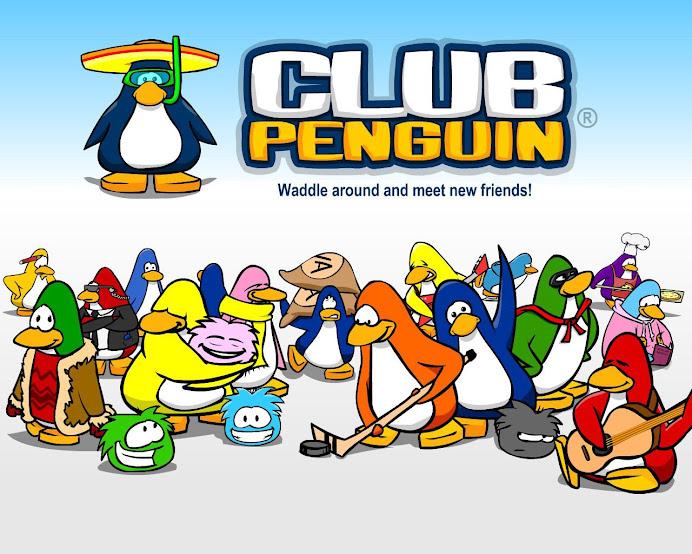 Acesse Club Penguin