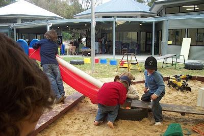 how to teach for creativity preschool children