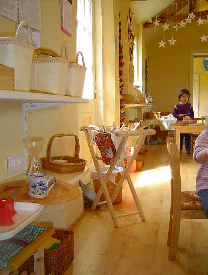 Let The Children Play The Preschool Home Corner